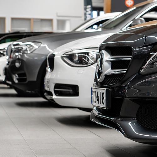 Mysteeri auki - Suomen vaihtoautokauppa vuonna 2017